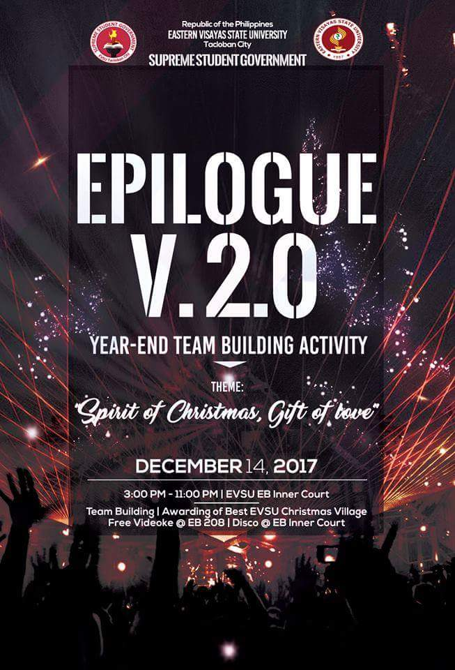 Epilogue v2.0 at the Inner Court