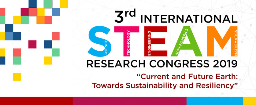 3rd iSTEAM Research Congress 2019