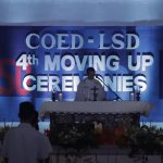 COED-LSD Moving Up Ceremonies