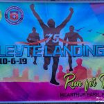 LEYTE LANDING: Run for Peace