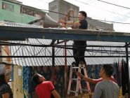 ECE Department Extends Community Service to Brgy. 44-Quarry District