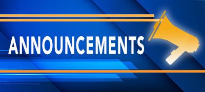 EVSU Announcements